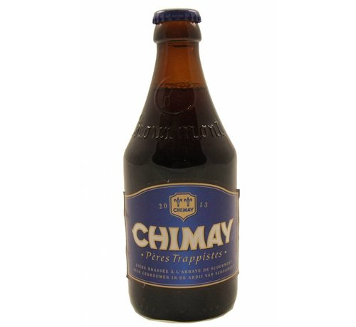 Chimay Blauw 33cl. (9%)