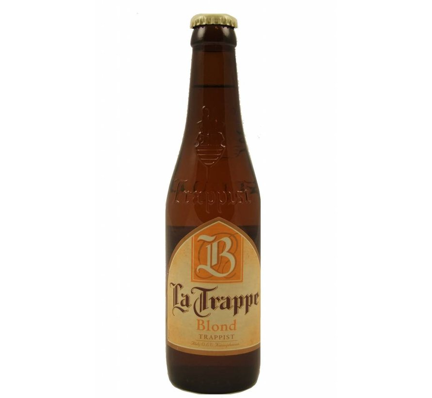 La Trappe Blond 33cl. (6,5%)