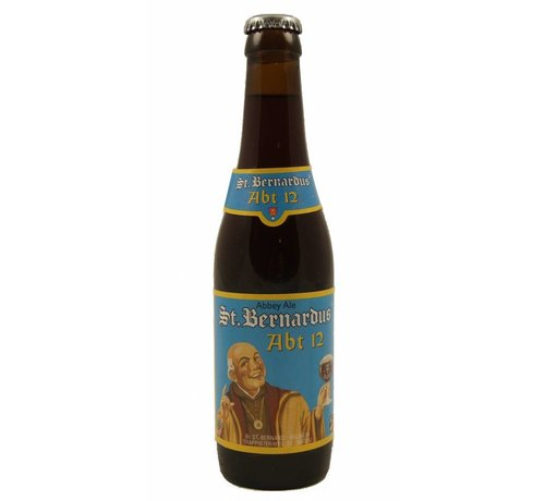 St. Bernardus Abt 12 33cl. (10%)
