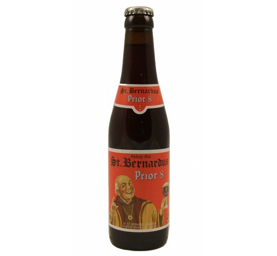 Sint Bernardus Prior 8 33cl. (8%)