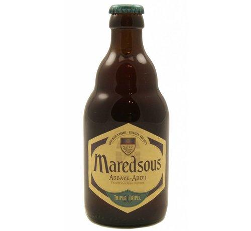 Maredsous 10 Tripel 33cl.