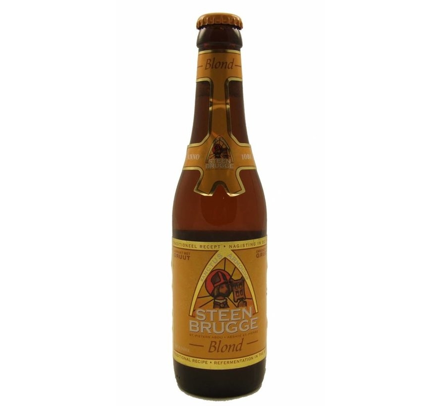Steenbrugge Blond 33cl. (6,5%)