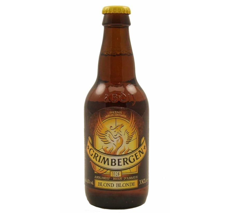 Grimbergen Blond 33cl. (6,7%)