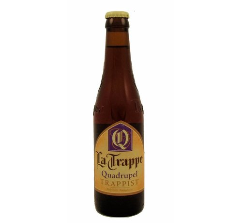 La Trappe Quadrupel 33cl. (10%)