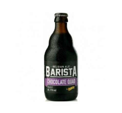 Kasteel Barista Chocolate Quad 33cl. (11%)