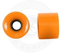 Land Surfer Skateboard wheels orange (set of 2 pieces)