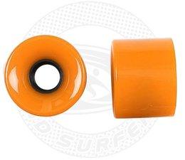 Land Surfer Skateboard wheels orange (set of 2 pieces)