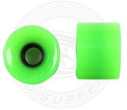 Land Surfer Skateboard wielen groen (set van 2 stuks)