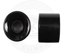 Land Surfer Skateboard wheels black (set of 2 pieces)