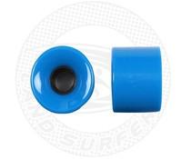 Land Surfer Skateboard wielen blauw (set van 2 stuks)