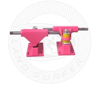 Land Surfer Truck roze