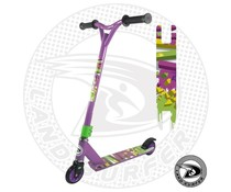 Land Surfer PRO scooter purple