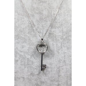 Fiell Ketting met sleutel hanger