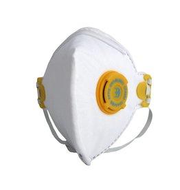 Beeswift Opvouwbaar P3 stofmasker met ventiel