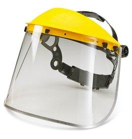 Beeswift B-BRAND Vizier met metalen rand voor aan de helm of vizierdrager
