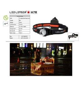 Led Lenser H7R Led lenser Hoofdlamp oplaadbaar
