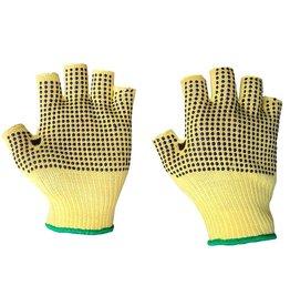 Beeswift Kevlar gebreide Vingerlose Handschoen