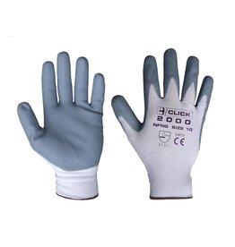 Beeswift Nitrile - nylon handschoen