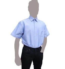 Beeswift Oxford shirt korte mouw