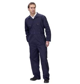 Beeswift Super Click Overall polyester-katoen