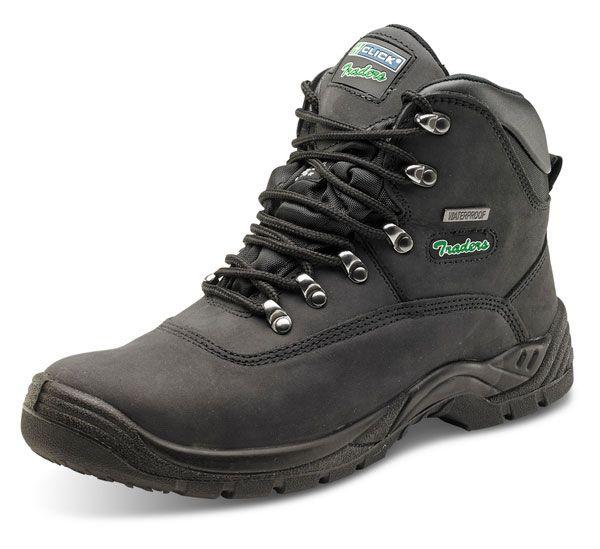 Hoge Werkschoenen Met Stalen Neus.Ctf24 S3 Veiligheidsschoen Stalen Neus All Risk Safety Workwear