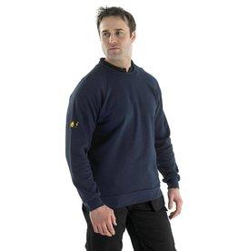Beeswift Click vlamwerend sweatshirt Anti Statisch