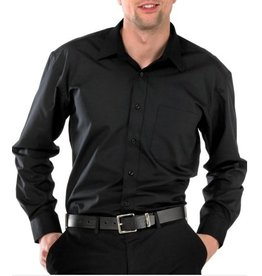 Beeswift Zwart heren overhemd