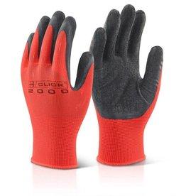 Beeswift latex gecoate handschoen