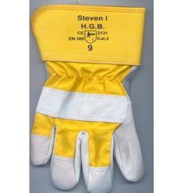 Geitenleren Handschoen