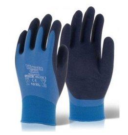 Beeswift Wonder Grip Aqua handschoenen