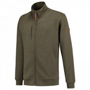 Tricorp Sweater Premium Ritskraag