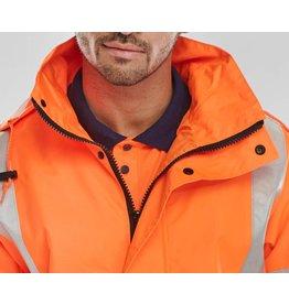 Beeswift Jubilee Jacket Hi-vis regenjas