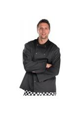 Beeswift Chefs jas met lange mouw