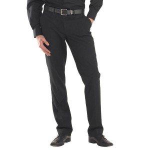 Beeswift Heren polyester stretch broek