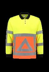 Tricorp Poloshirt verkeersregelaar