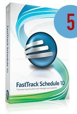 AEC Software FastTrack Schedule 10 - 5er Serverlizenz