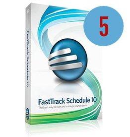 AEC Software FastTrack Schedule 10 - Serverlicense 5