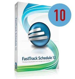 AEC Software FastTrack Schedule 10 - Serverlicense 10