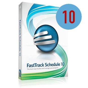 FastTrack Schedule 10 - 10er Serverlizenz
