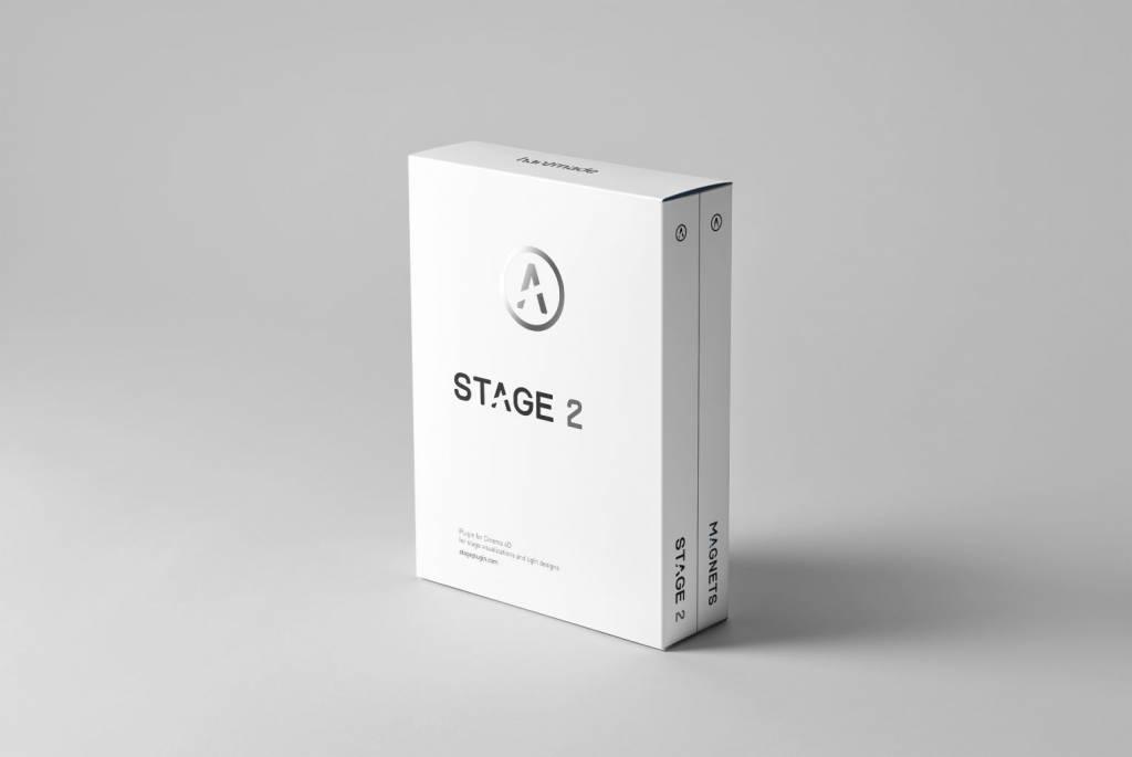 Stage 2 - Cinema 4D Plugin