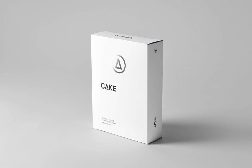 Cake - Cinema 4D plugin