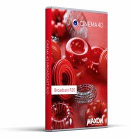 Maxon Cinema 4D Broadcast