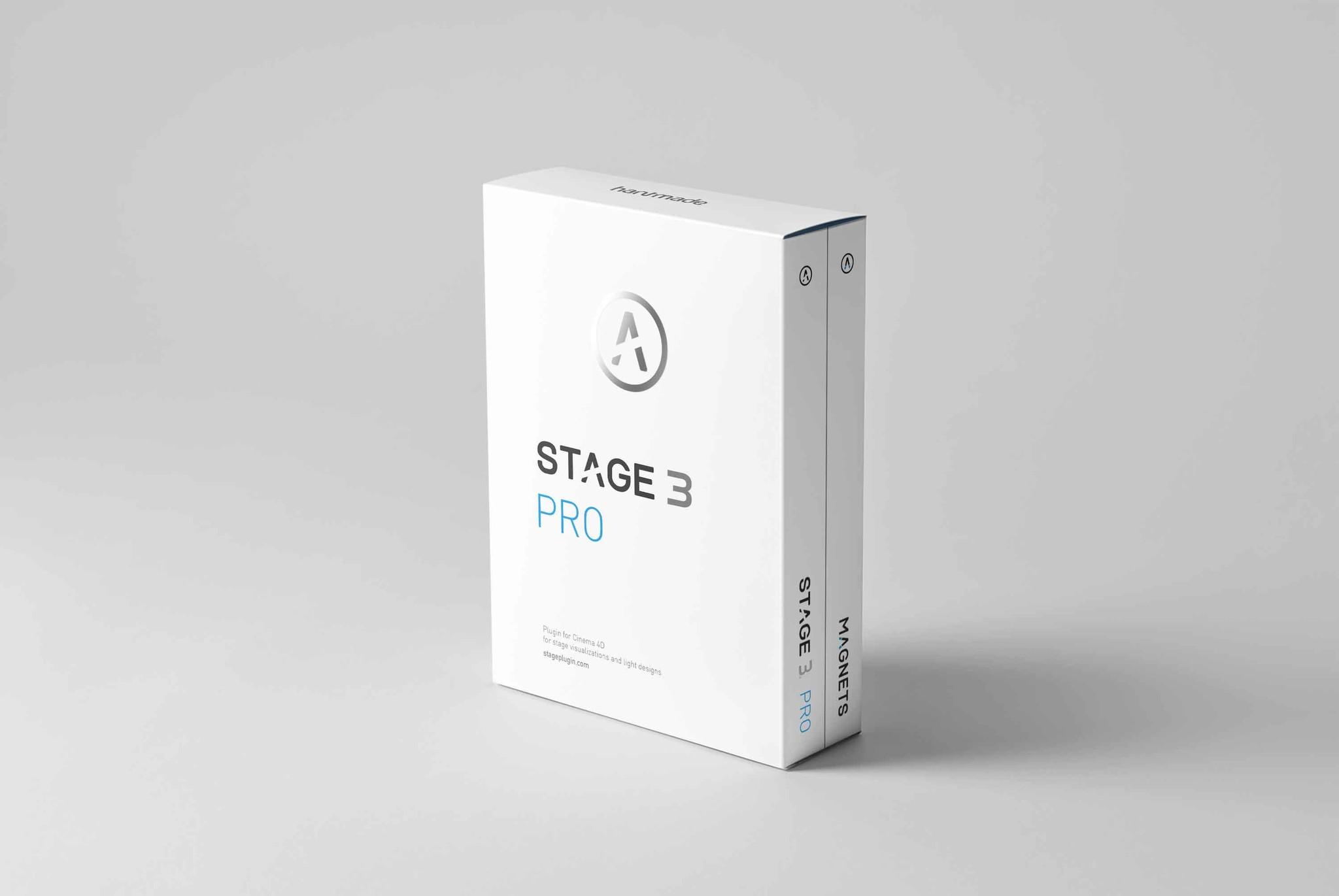 Stage 3 Pro - Cinema 4D Plugin