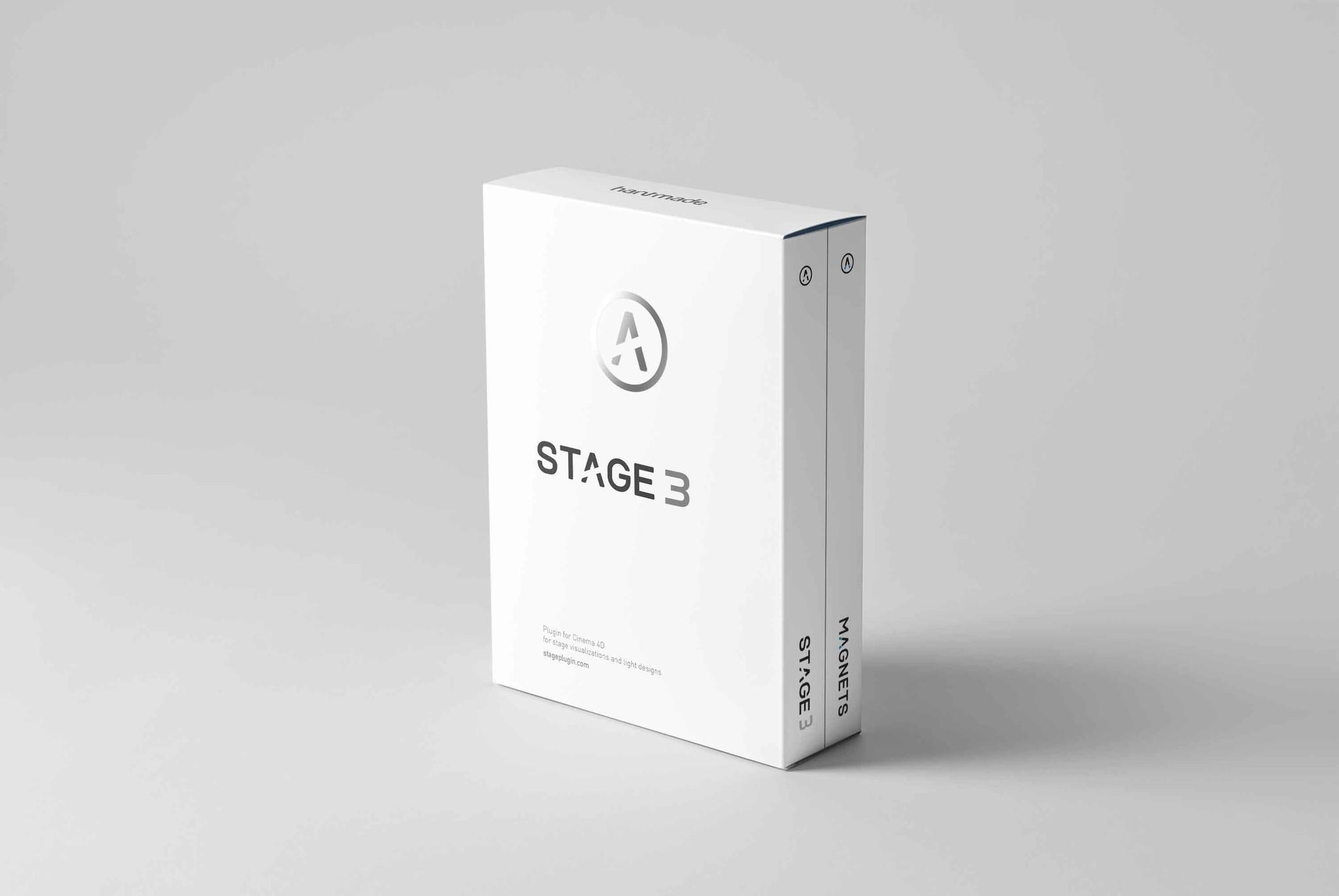 Stage 3 - Cinema 4D plugin