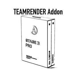[addon] Team render Stage 3