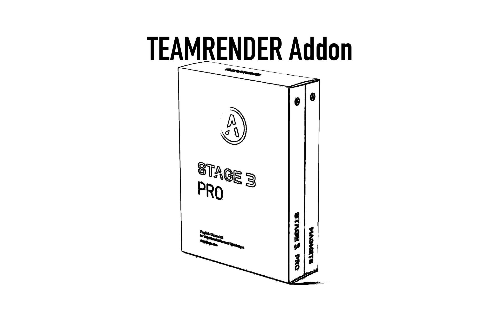 hantmade [addon] Teamrender for Stage 3