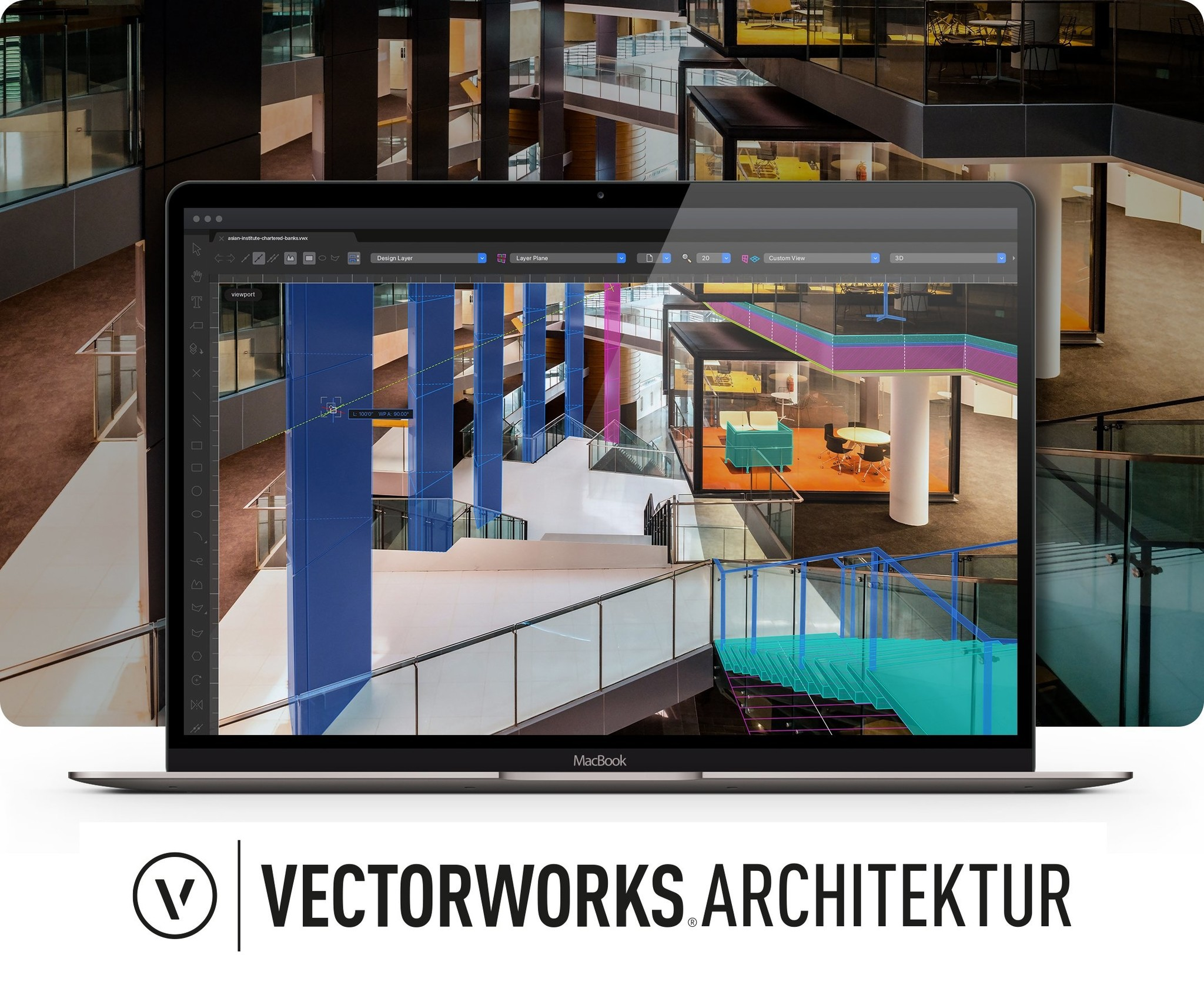 VECTORWORKS Architektur 2022