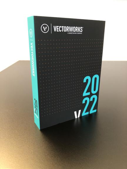 VECTORWORKS Design Suite 2022