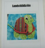 "Patchworkanleitung ""Landschildkröte"""