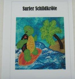 """Anleitung """"Surfende Schildkröte"""""""